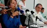 Olga Lucía Díaz, directora técnica de Epidemiología del ICA