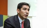 El Director de la Fiscalía Nacional Especializada contra la Corrupción, Luis Gustavo Moreno Rivero