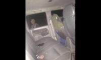 Así quedó el vehículo donde se transportaban miembros de la Sijín y que fueron atacados en Cauca.