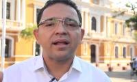 Alcalde Rafael Martínez