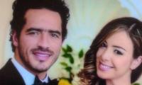 Pedro Palacio y Sandra Mazuera