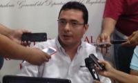 Ricardo Salinas Vega, contralor departamental.