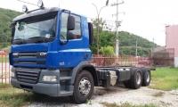 Los camiones de basura ya se encuentran en Cartagena.