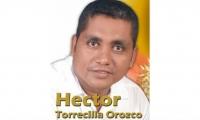 Héctor Torrecilla, exalcalde de El Peñón.
