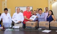 Entrega de los estudios y diseños que permitirán el mejoramiento de las vías de acceso a la Sierra Nevada de Santa Marta.