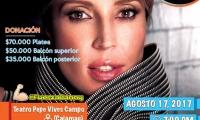 Fundación Daniel Barragán trae en agosto el show ¡Descárate con la Azcárate!.