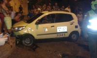 En el barrio Chimila se produjo un nuevo hecho de sangre en el que perdió la vida un taxista.