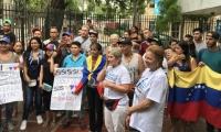Un total de 1.984 votantes votaron en Santa Marta.