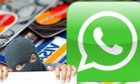 Nuevamente la aplicación WhatsApp es utilizada para estafar a incautos.