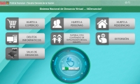 Portal del Sistema ADenunciar