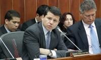 La Fiscalía pidió a la CSJ que investigue al senador Bernardo Elías por el caso Odebredcht.