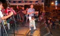 Presentación de la agrupación de Elder Dayán Díaz y Luis Guillermo De la Hoz, ganador del Festival Vallenato Indio Tayrona.