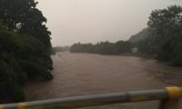 Nivel del río Guachaca