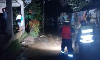Organismos de socorro llegaron al lugar para atender la emergencia.