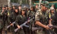 Ex guerrilleros retomarán estudios de primaria y secundaria