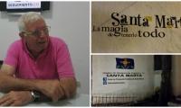 Elías George es el nuevo gerente del Fondo de Promoción Turística de Santa Marta.