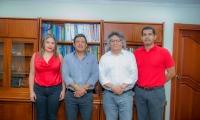 El evento se inició en Medellín y continuará este jueves 10 y viernes 11 de agosto en el Campus principal de la Universidad del Magdalena, en donde uno de los objetivos es acercar este tipo de reflexiones o charlas a la comunidad.