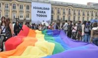Imagen ilustrativa de la comunidad LGBTI