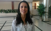 nueva directora de Fenalco, Angélica Silva Franco.