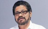 Iván Márquez, jefe de las Farc.