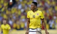 Yerry Mina, jugador colombiano