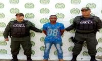 Capturado por la Policía