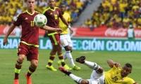 Colombia vs Venezuela en riesgo