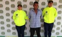Ricardo Llanos Corrales, capturado por abuso sexual en Ciénaga