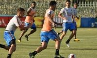 Colombia inició preparación para enfrentar a Brasil