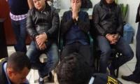 Cuatro colombianos fueron capturados en Perú por narcotráfico.