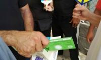 Para el próximo partido las boletas también sometidas a las máquinas para verificar su autencidad.