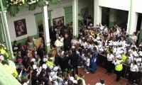 El Papa en Medellín