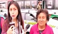 Vendedora 'trolea' a reportera que se quiso pasar de 'viva' con ella