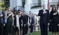El presidente de Estados Unidos recuerda a las victimas del 11 de septiembre.