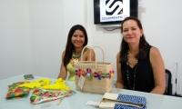 Linet Valencia y Juni Uribe visitaron Seguimiento.co para dar a conocer lo que será 'La Galería de Moda'.