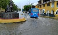 Ideam mantiene la alerta naranja en la capital del Magdalena.
