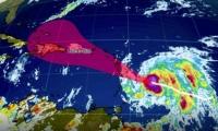 'María' amenaza las islas del Caribe.