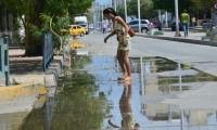 Los samarios a diario se encuentran con 'pequeñas quebradas' de aguas residuales