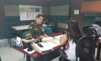 Richard Enciso, nuevo comandante de Control Operativo de la Policía