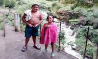 El colombiano que perdió a sus dos hijos en el terremoto de México