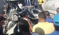 Accidente en Cuestecitas, La Guajira