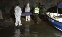 El cuerpo fue hallado en el cerro de Punta Betín,