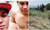 Los dos jóvenes aparecieron muertos en un cerro este jueves en Santa Marta.