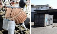 La compañía realizó este domingo la exportación por el Puerto de Santa Marta del primer contenedor a los Estados Unidos.