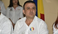 Gobernador del departamento de Córdoba, Edwin Besaile Fayad.