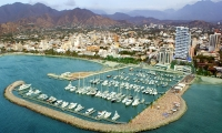 La Marina Internacional de Santa Marta y el Gobierno Nacional preparan diferentes actividades para los participantes.