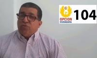 Fidias Ospino, candidato a la Cámara por el Magdalena.