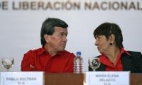 'Pablo Beltran' y 'María Elena Velazco'.