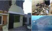 Los fallecidos se registraron en los distritos de Chala y Bella Unión