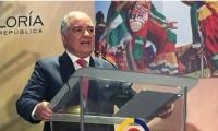 Edgardo Maya Villazón, contralor general de la República.